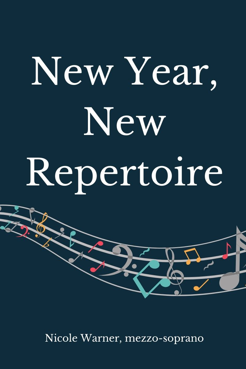 New Year New Repertoire