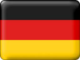 The German Flag: schwarz, rot, gold