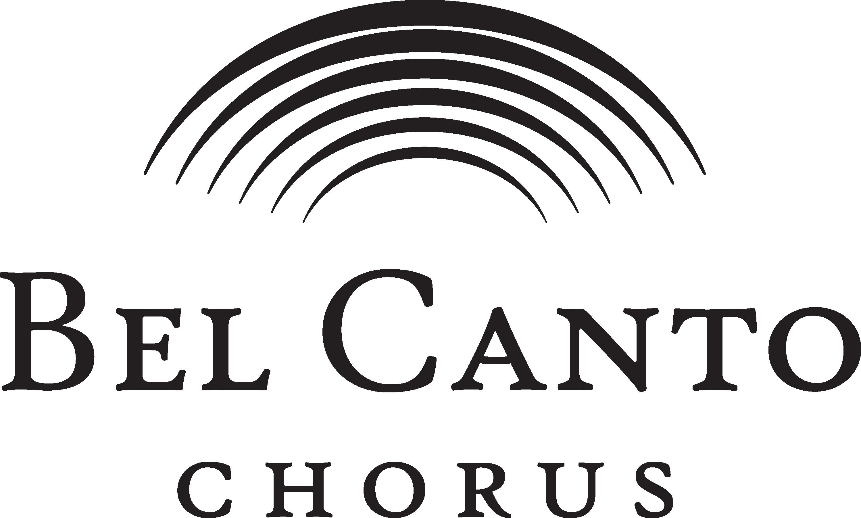 bel canto chorus logo black