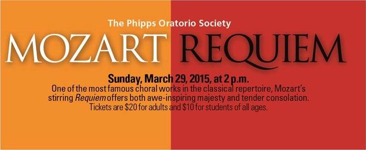 Phipps Oratorio requiem